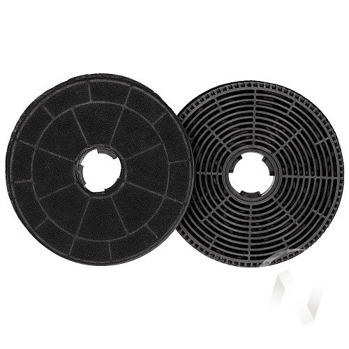 Угольный фильтр тип KR (2 шт.)