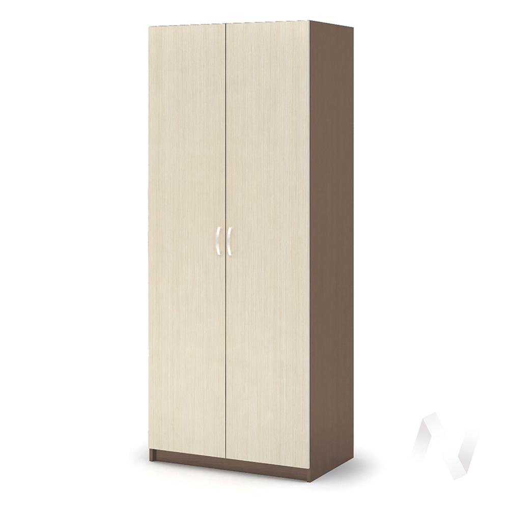 Шкаф скалка ШК 554 Спальня Бася (шимо темный/шимо светлый)