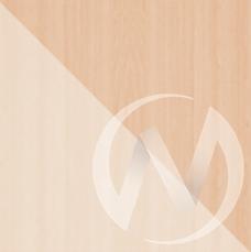 Шкаф-купе «Джонни» 2-х дверный фасад тройной ЛДСП (дуб сонома/шимо светлый)  в Томске — интернет магазин МИРА-мебель