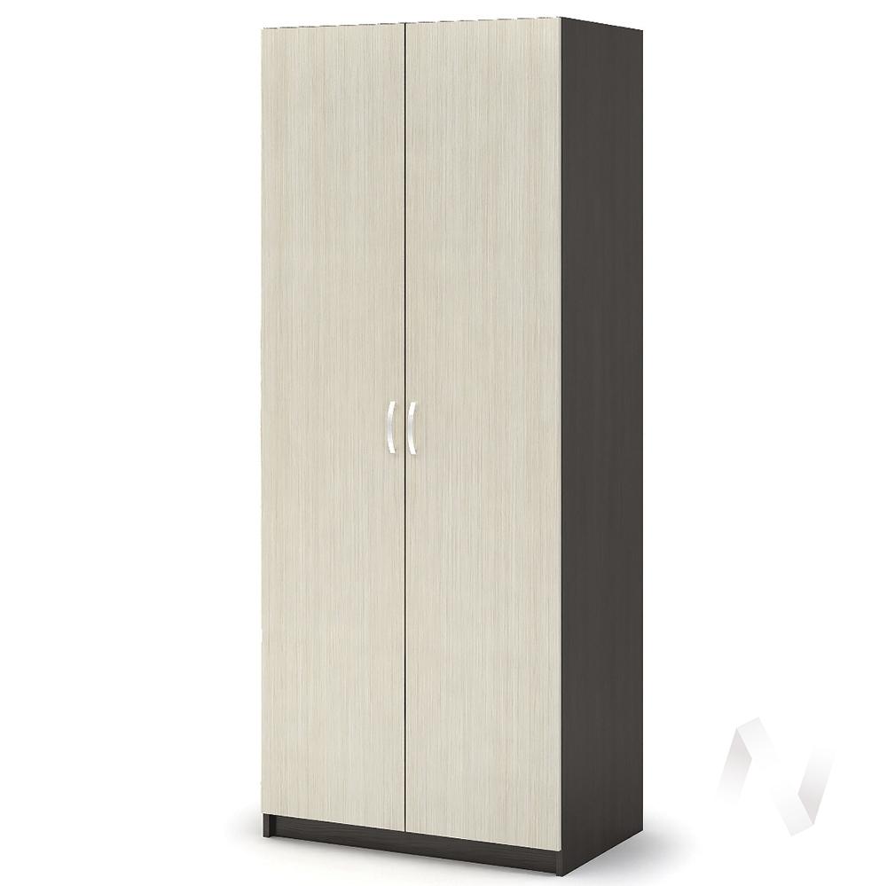 Шкаф скалка ШК 554 Спальня Бася (венге/белфорт)