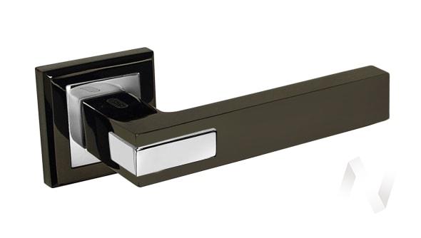 Ручка PALIDORE 291 BH/РС чер никель/хром