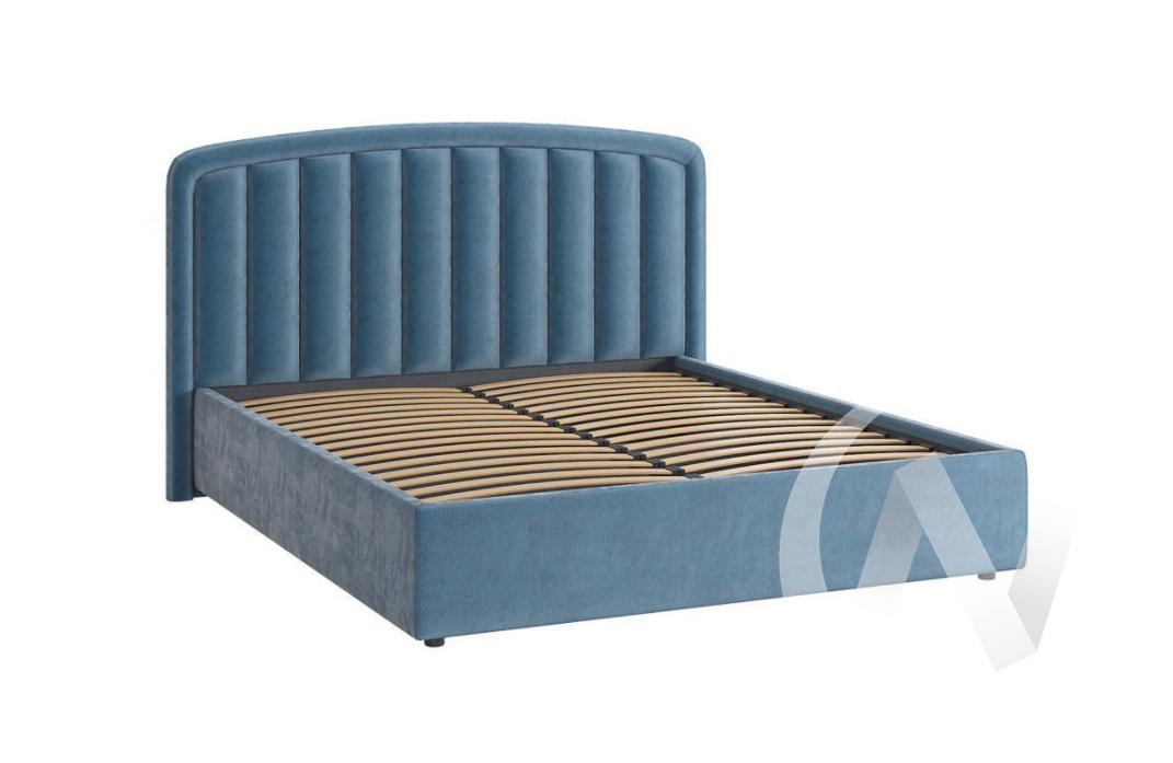 """Кровать мягкая 1,6 с подъемным механизмом """"Сиена-2"""" (Изумруд)"""