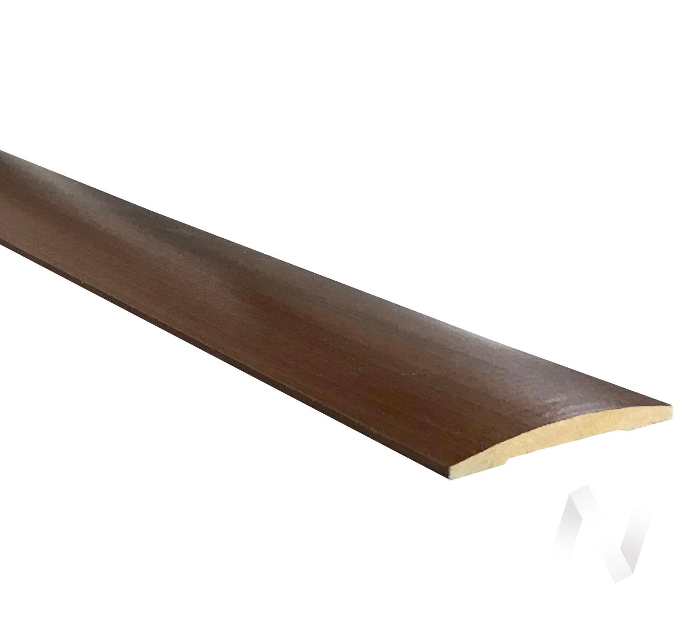 Наличник ламинированный овальный, 70*8*2150, итальянский орех