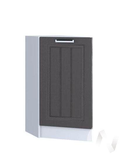 "Кухня ""Луксор"": Шкаф нижний 300, ШНТ 300 (Клен серый/корпус белый)"