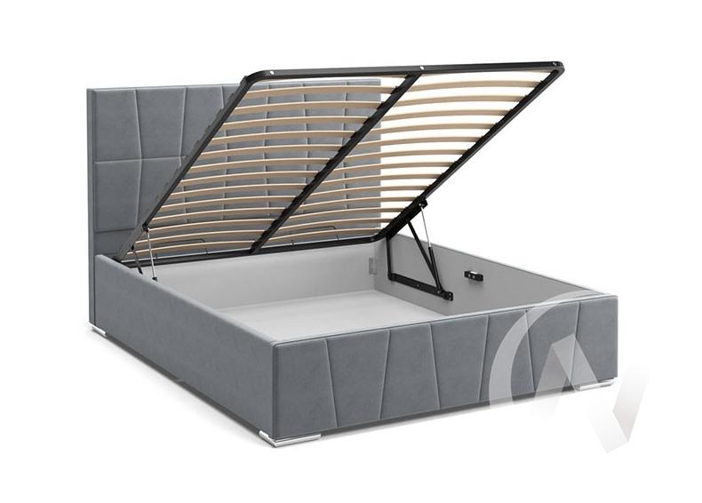 """Кровать с подъемным механизмом 1,8 """"Пассаж"""" (Glory 271)"""