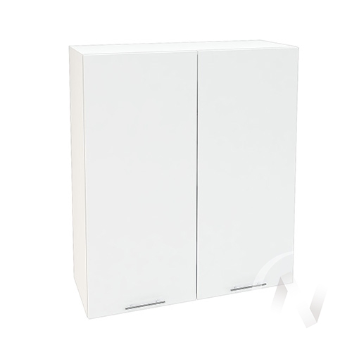 """Кухня """"Валерия-М"""": Шкаф верхний 809, ШВ 809 новый (белый глянец/корпус белый)"""