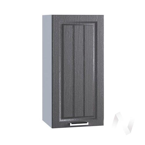 "Кухня ""Луксор"": Шкаф верхний 409, ШВ 409 (Клён серый/корпус белый)"