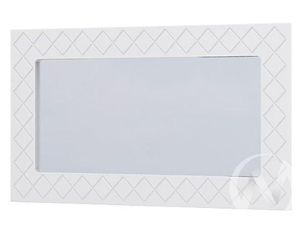 Зеркало ЗР 021 Спальня Сальма (белый глянец)