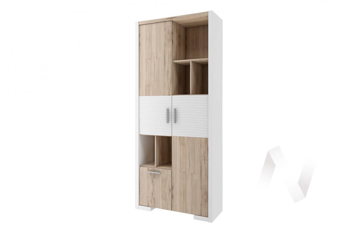 """Шкаф """"Венето"""" СТЛ.266.10 (Дуб санремо/Белый)"""