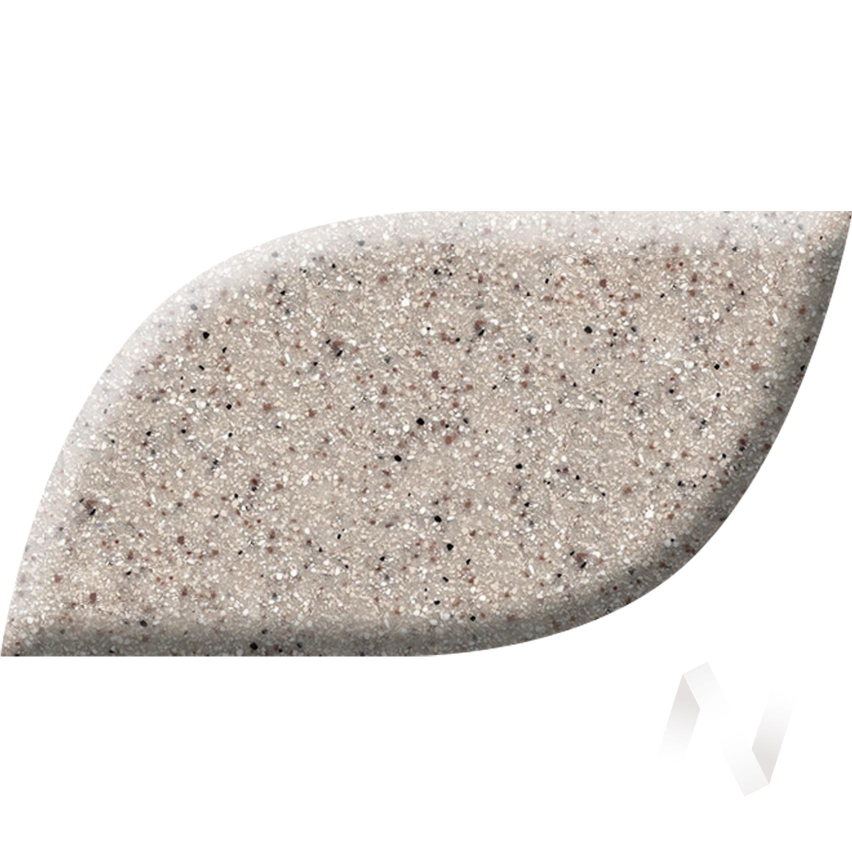 Мойка из искусственного камня Light 3 без фрезы и сифона (песок)  в Томске — интернет магазин МИРА-мебель