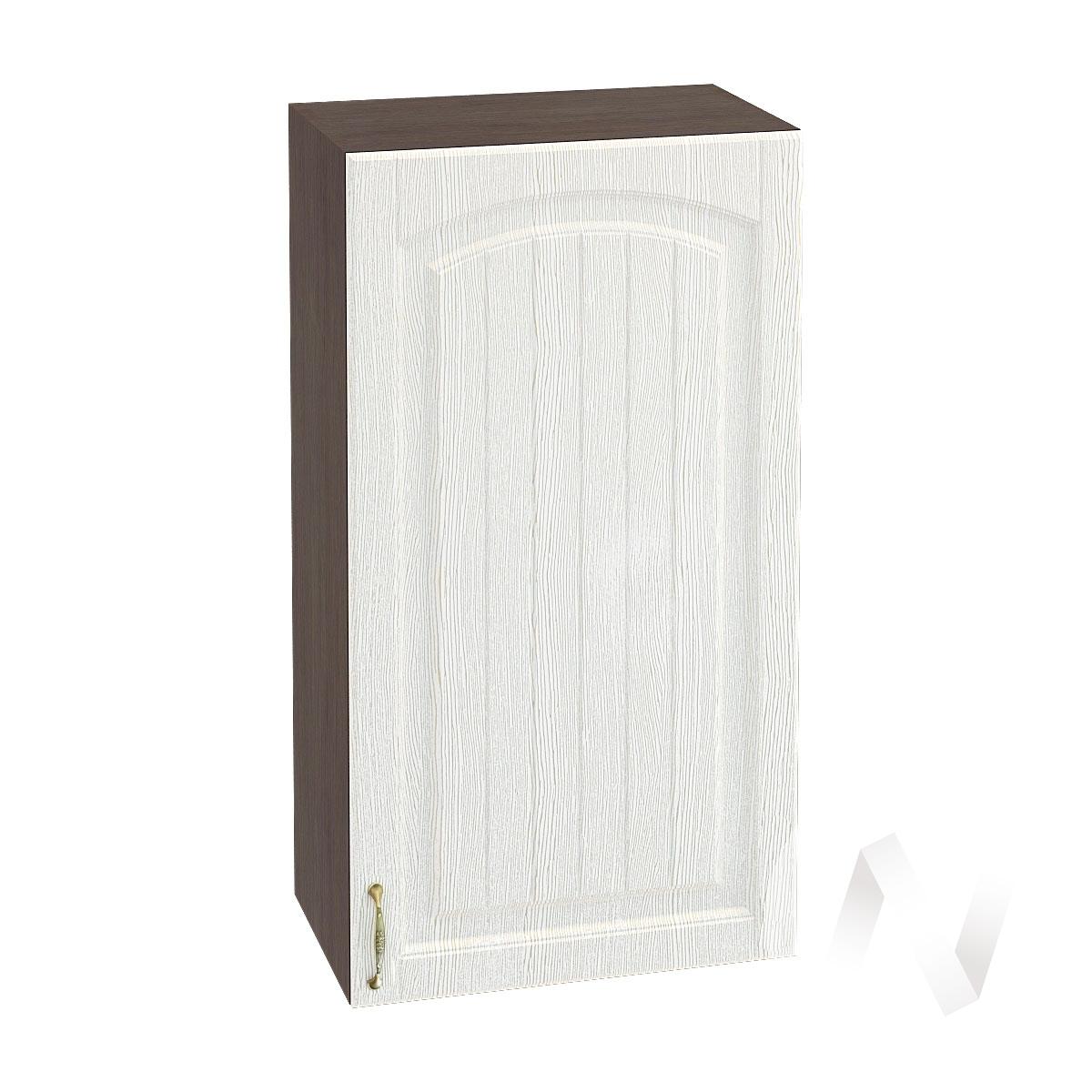 """Кухня """"Верона"""": Шкаф верхний 509 правый, ШВ 509 (ясень золотистый/корпус венге)"""