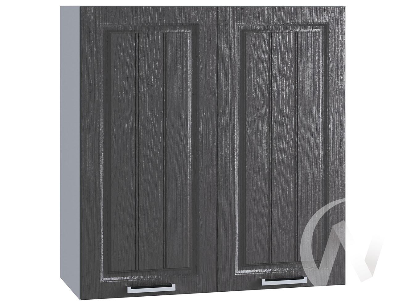"Кухня ""Луксор"": Шкаф верхний 809, ШВ 809 новый (Клён серый/корпус белый)"