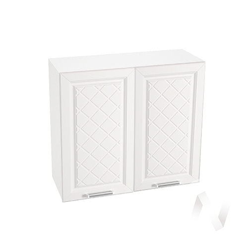 "Кухня ""Вена"": Шкаф верхний 800, ШВ 800 (корпус белый)"