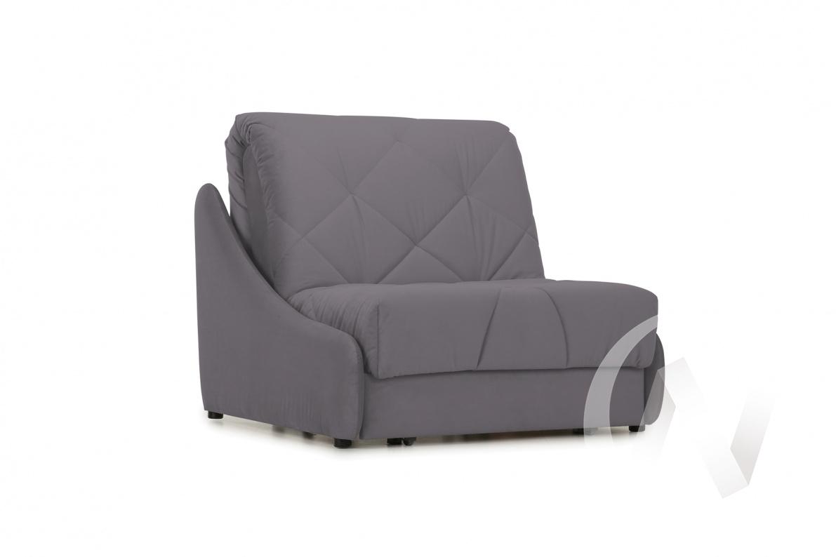 """Кресло-кровать 0,8 """"Мигель"""" (Velutto 19)"""