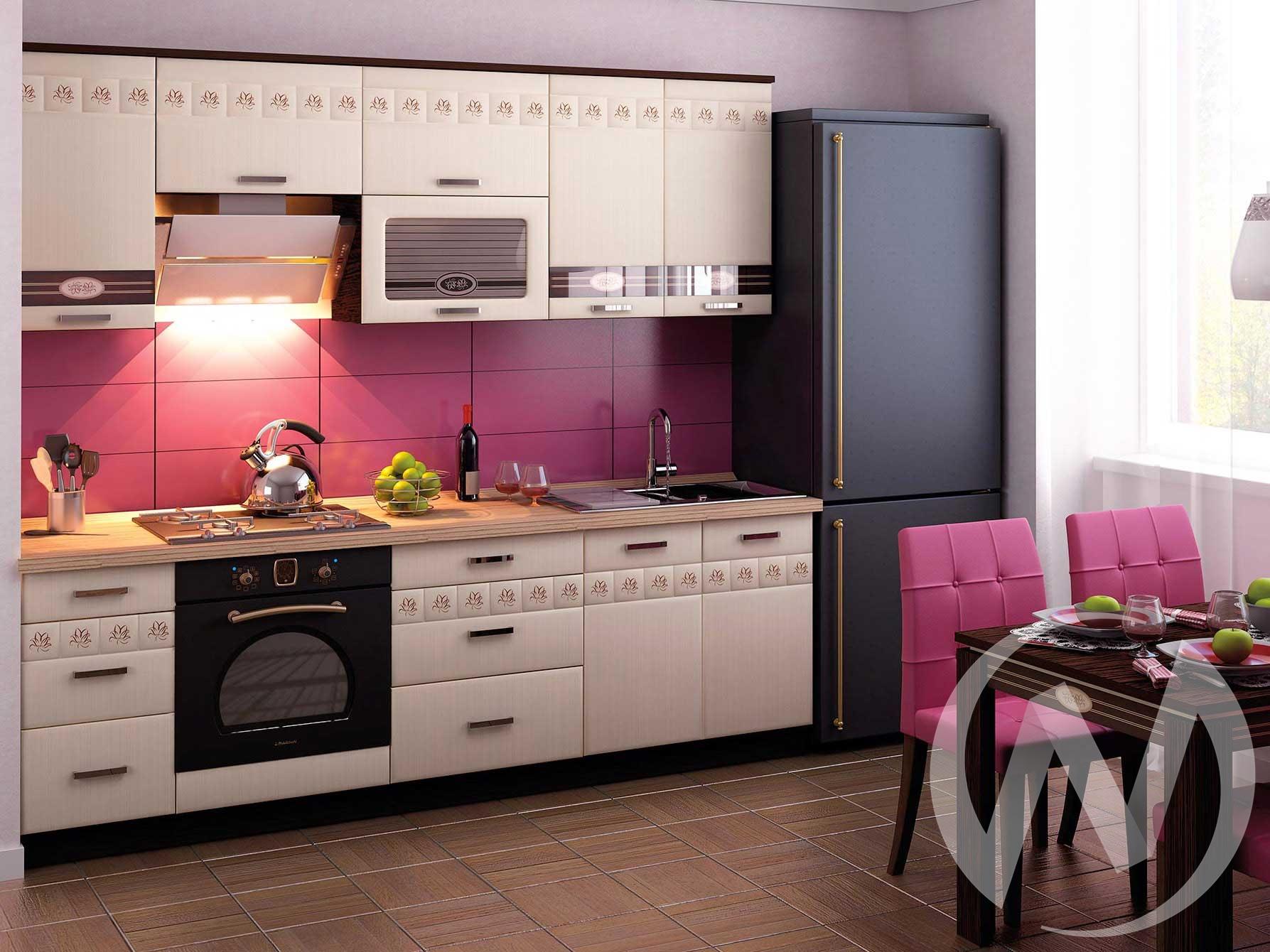 """Кухня """"Аврора-10"""" (продается помодульно)"""