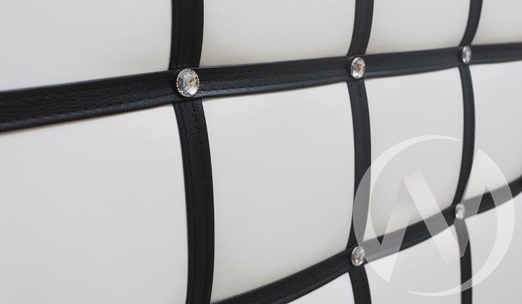 Кровать Классик 1,6 (белый)  в Томске — интернет магазин МИРА-мебель