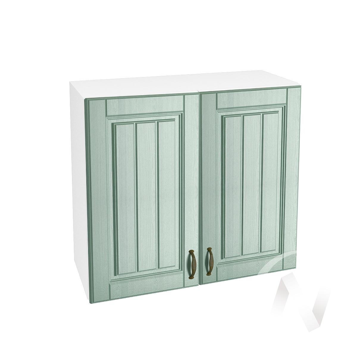 """Кухня """"Прованс"""": Шкаф верхний 800, ШВ 800 новый (корпус белый)"""
