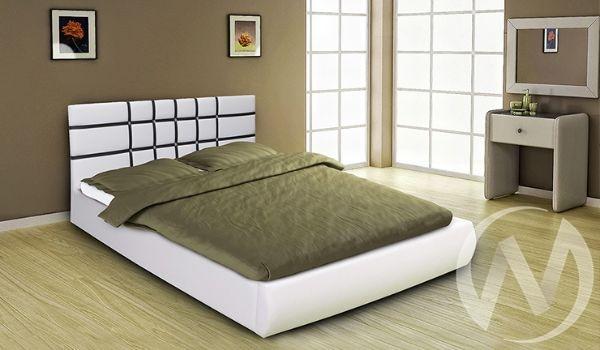 Кровать Классик 1,6 (белый)