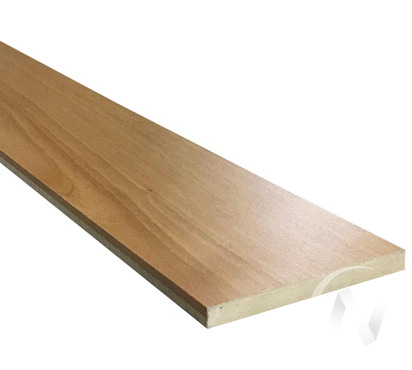 Добор ламинированный (100*10*2070, миланский орех)  в Томске — интернет магазин МИРА-мебель
