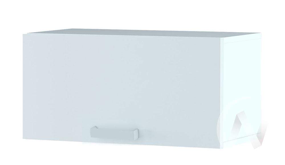 Шкаф антресольный АН-03 Тойс (белый/белый)