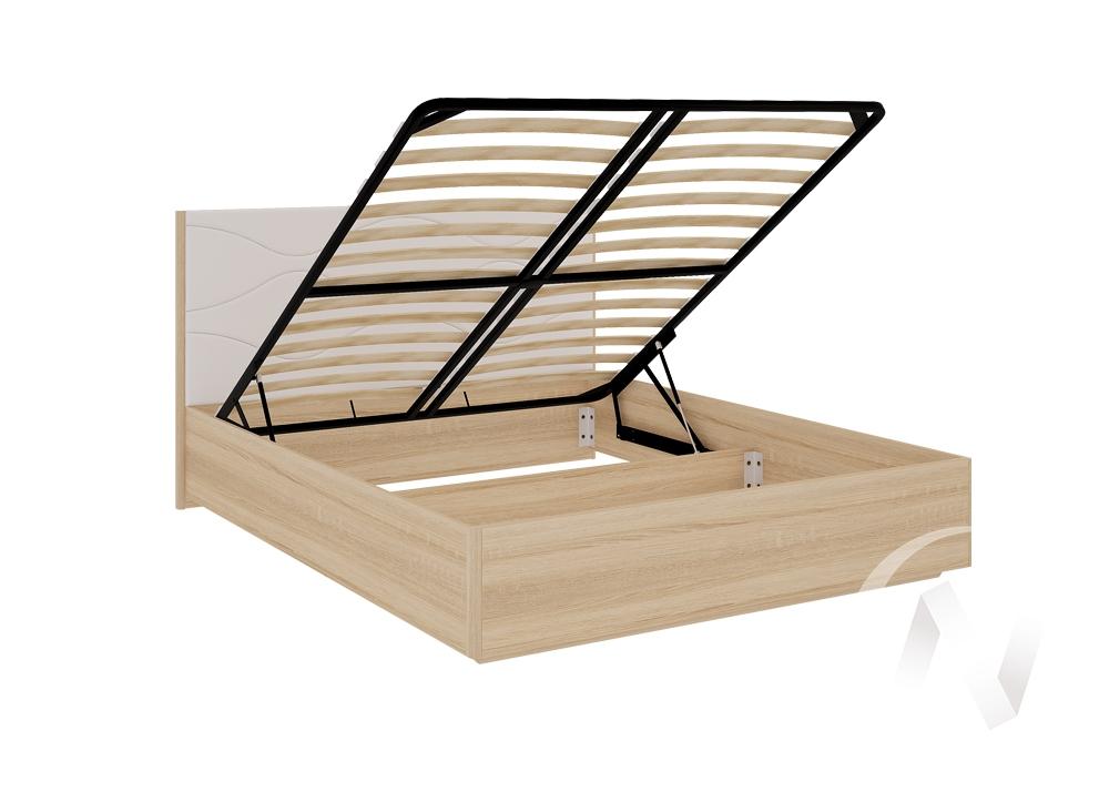 """Кровать с подъемным механизмом 1,6 """"Зара"""" (Люкс)"""