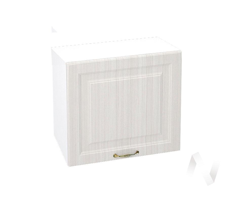 """Кухня """"Виктория"""": Шкаф верхний горизонтальный 509, ШВГ 509 (корпус белый)"""