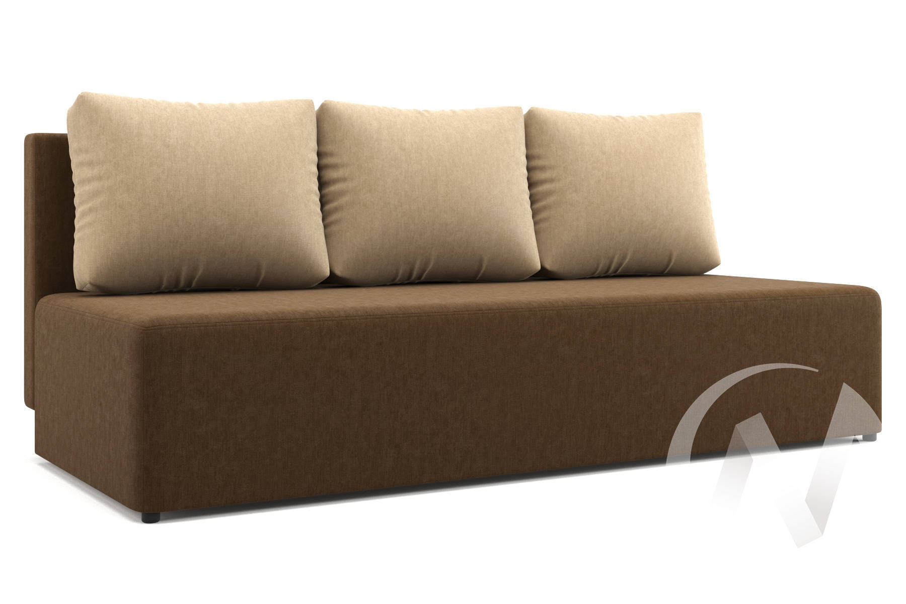 """Диван-кровать """"Нексус"""" (Aloba 67/Aloba 66)"""