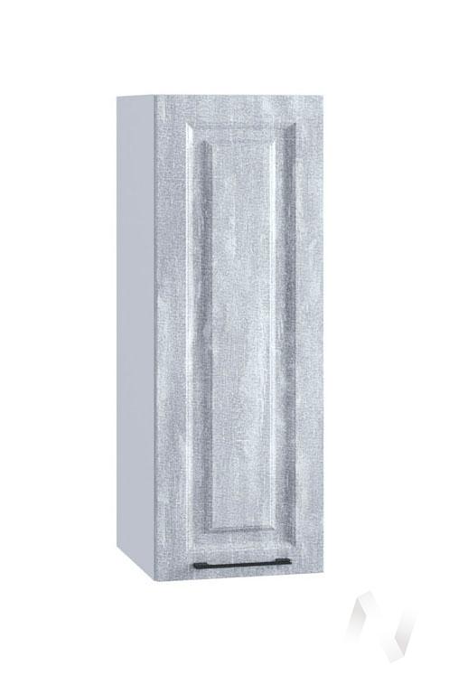 "Кухня ""Либерти"": Шкаф верхний 309, ШВ 309 (Холст натуральный/корпус белый)"