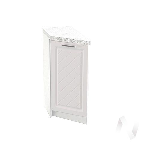 """Кухня """"Вена"""": Шкаф нижний торцевой 300, ШНТ 300 (корпус белый)"""