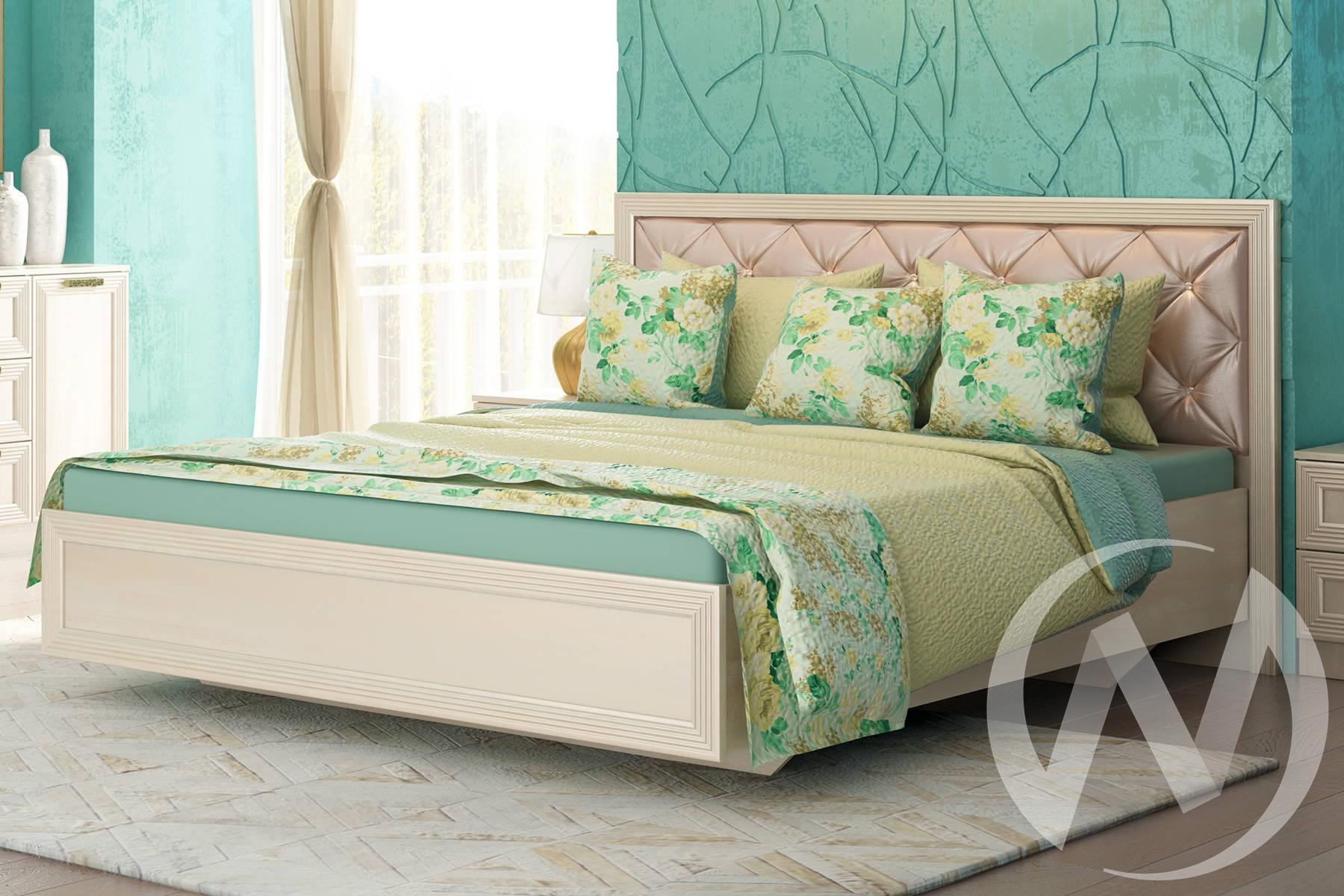 """Кровать с мягкой спинкой """"Орион"""""""