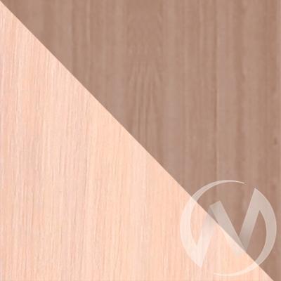 Шкаф-купе «Джонни» 2-х дверный фасад тройной ЛДСП (ясень шимо темный/дуб мл)  в Томске — интернет магазин МИРА-мебель