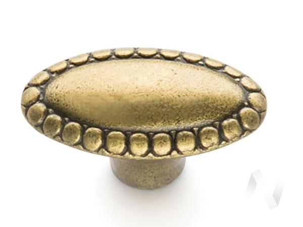 Ручка-кнопка М0047 L1148 (Прованс) (бронза состаренная)