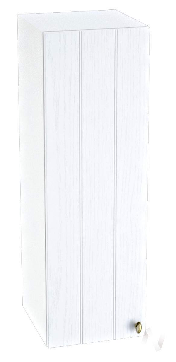 "Кухня ""Прованс"": Шкаф верхний 309, ШВ 309 (белое дерево/корпус белый)"