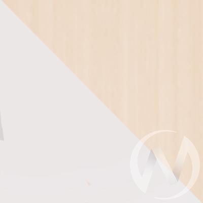 Шкаф-купе «Жаклин» 2-х дверный глухой (дуб сонома/белый)  в Томске — интернет магазин МИРА-мебель