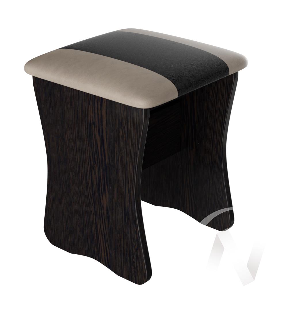 Табурет Уют 1,2,3 (венге/шоколад,бежевый) комплект 2шт недорого в Томске — интернет-магазин авторской мебели Экостиль