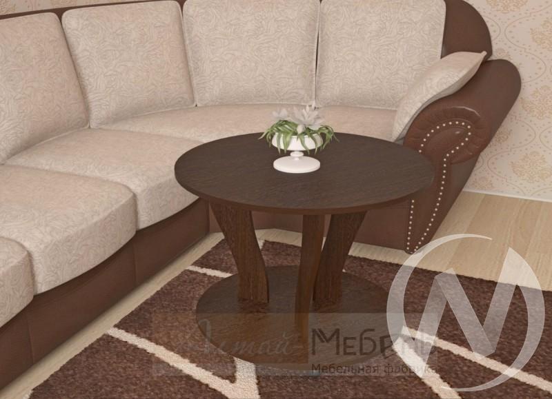 Стол журнальный С-4 (венге)  в Томске — интернет магазин МИРА-мебель