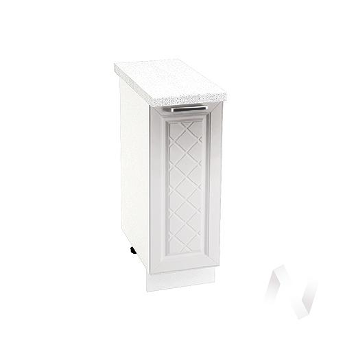 "Кухня ""Вена"": Шкаф нижний 300, ШН 300 (корпус белый)"