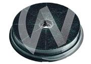 Угольный фильтр тип KLS (1 шт.) art.ASK62258