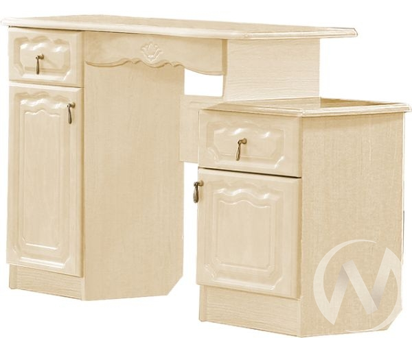 Корона Туалетный стол (бодега бежевый-клён)