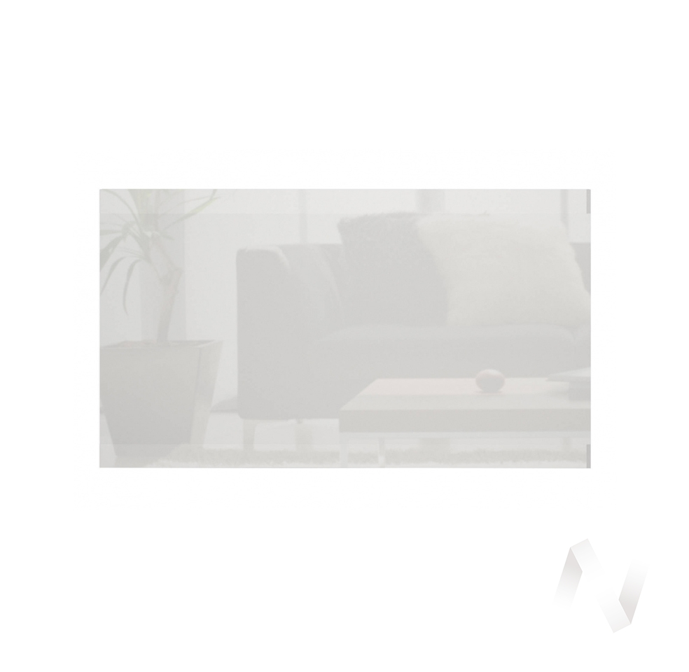 """Фасад  (для низкого каркаса) """"Прато"""" СТЛ.320.05 (Белый глянец)"""