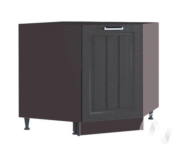 "Кухня ""Луксор"": Шкаф нижний угловой 890, ШНУ 890 (Клен серый/корпус венге)"