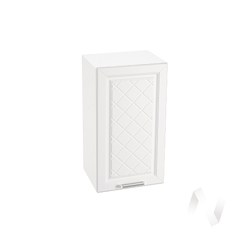 "Кухня ""Вена"": Шкаф верхний 400, ШВ 400 (корпус белый)"