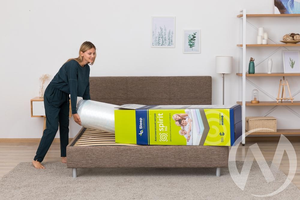 Матрас Spirit Lite с чехлом (1600х2000)  в Новосибирске - интернет магазин Мебельный Проспект