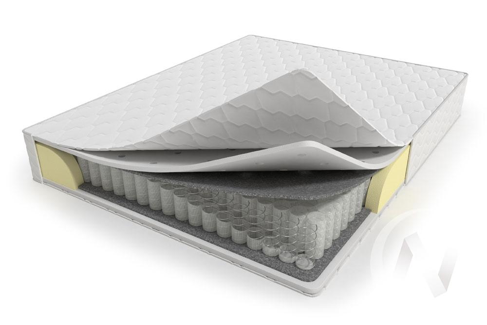 Матрас New Foam скрутка (1600х2000)  в Новосибирске - интернет магазин Мебельный Проспект