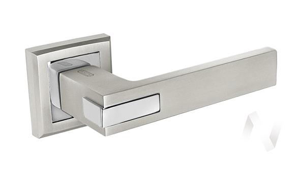 Ручка PALIDORE 291 BSL матовое серебро/хром