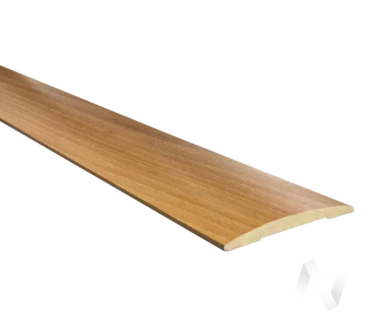Наличник ламинированный овальный, 70*8*2150, миланский орех