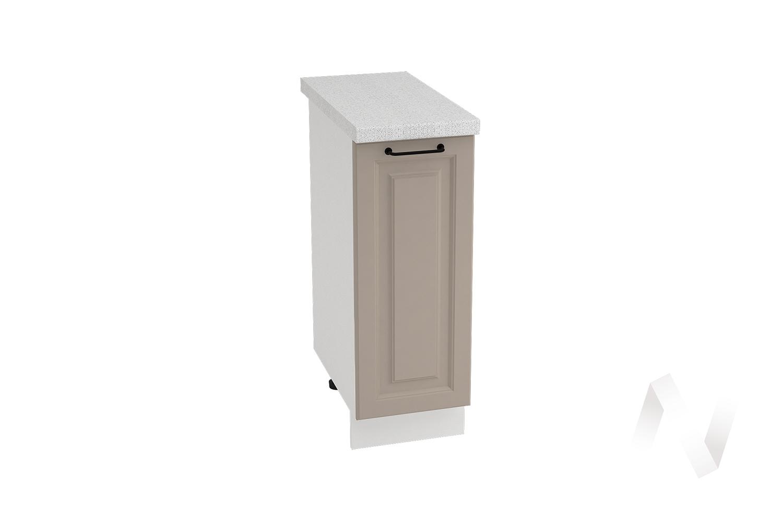 """Кухня """"Ницца Royal"""": Шкаф нижний 300, ШН 300 (Omnia/корпус белый)"""