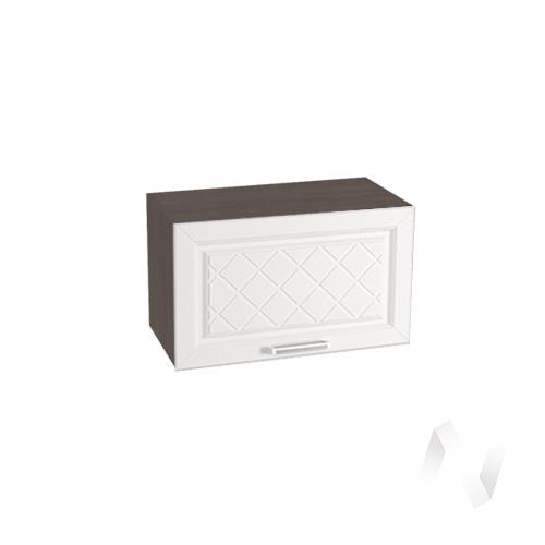 """Кухня """"Вена"""": Шкаф верхний горизонтальный 600, ШВГ 600 (корпус венге)"""