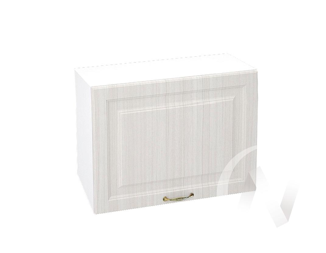 """Кухня """"Виктория"""": Шкаф верхний горизонтальный 609, ШВГ 609 (корпус белый)"""