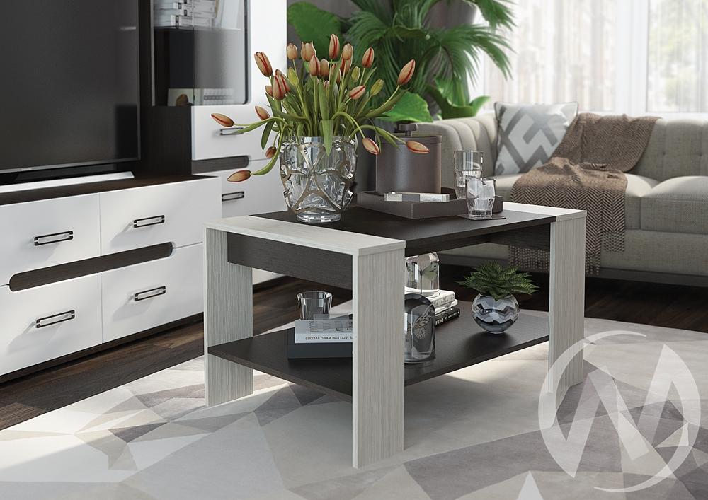 Стол журнальный Рио-2 (венге/белфорт)  в Томске — интернет магазин МИРА-мебель